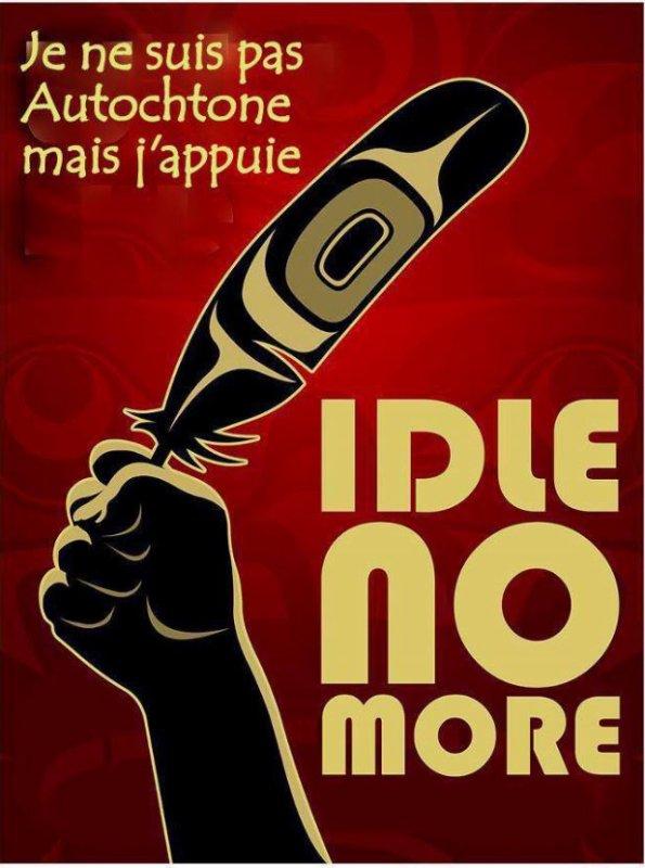 Idle No More Québec