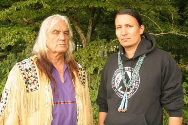 Etats-Unis. Leonard Peltier, symbole du combat des Amérindiens