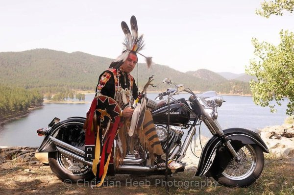 Jim Yellowhawk, un membre inscrit de la tribu Sioux de Cheyenne River