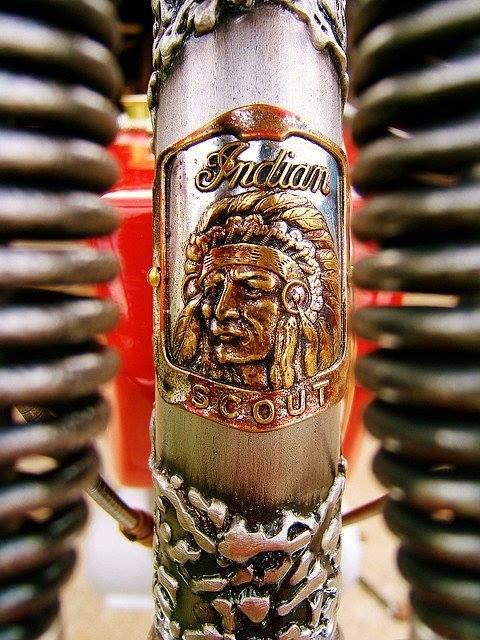 Mohawk Motorcycle Riders