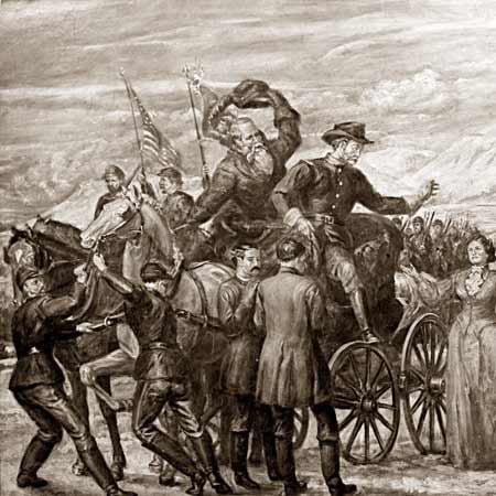 massacre à Boa Ogoi survenue  le 29 janvier 1863