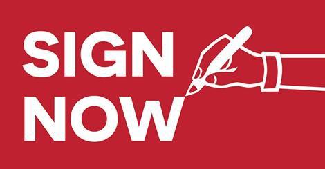 fait signé :pétition Libérez les enfants Lakota.