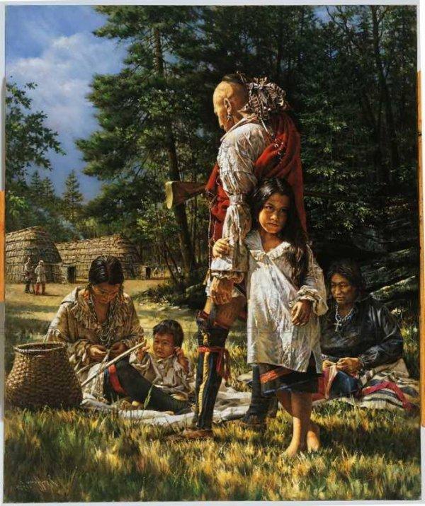 Tout au vainqueur:Mohawk Nation News:30 mars 2015