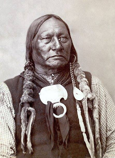 Chef Crow King. Hunkpapa Lakota.