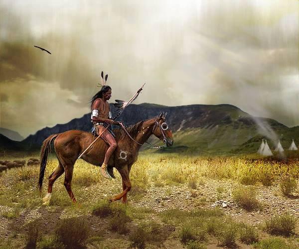 Standing Buffalo Joseph Arthur