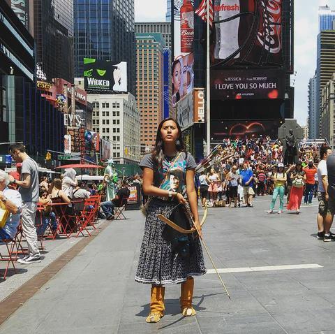 Au secours des Apaches d'Amérique: Ils on besoins de 1000.000 de signatures