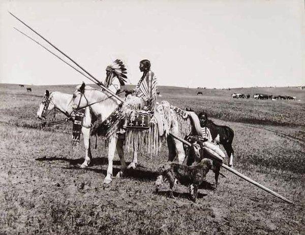 vies quotidiennent  de divers tribus à travers le continent de l(ile de la Tortue