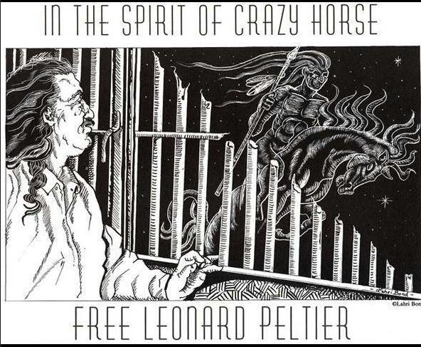 l'Honneur de Leonard Peltier: du Site  Simplicité  Amérindienne .