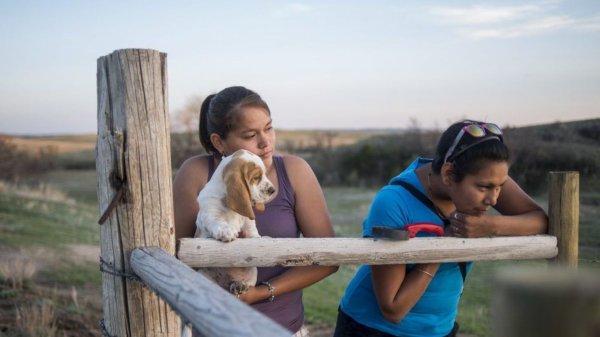 Wounded Knee, territoire indien à vendre