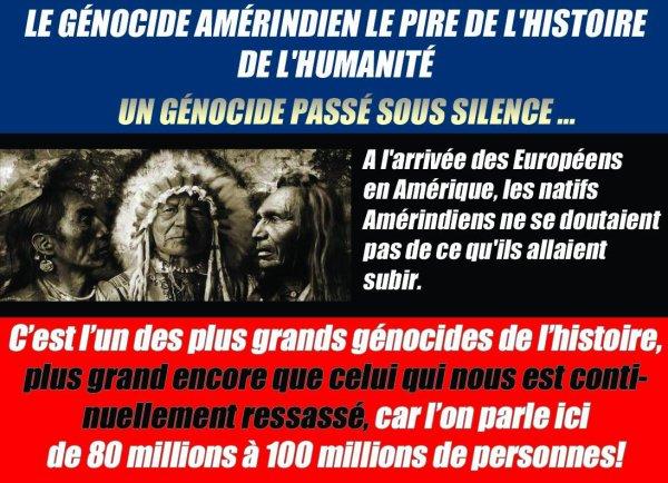 genocide amerindien