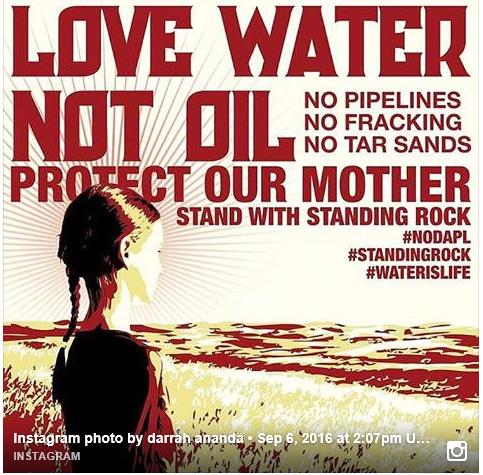 Dakota : la lutte des «protecteurs de l'eau» contre le «serpent noir» s'intensifie
