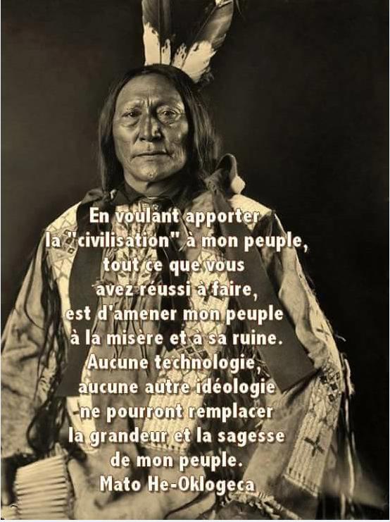 LDonald Trump prêt à violer les droits des peuples indigènes