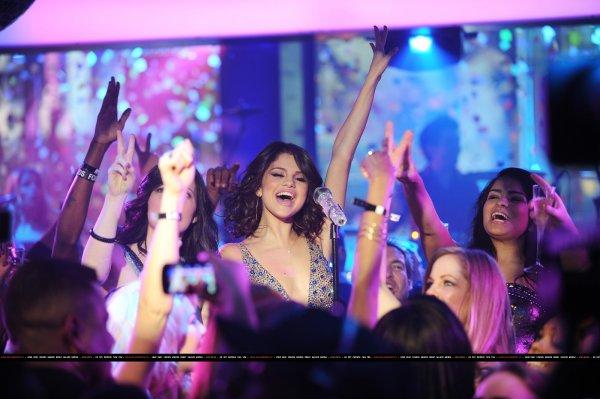 Times Square pour fêter 2012 avec MTV