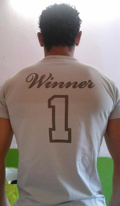 winner!! number one