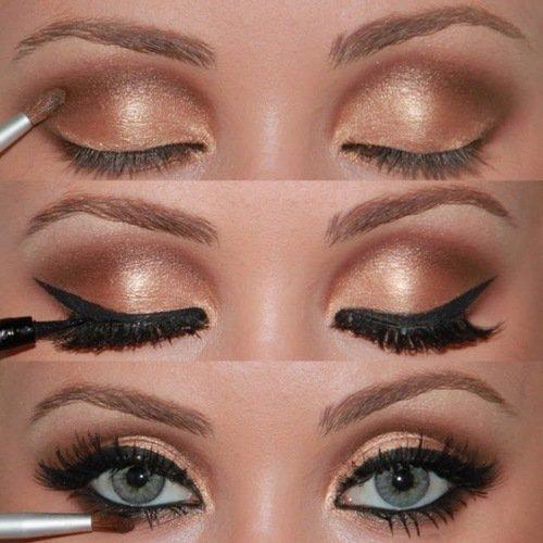 Connu Les règles d'or du maquillage pro : appliquer le fard à paupière - YB87