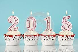 Bonne année 2015 à tous ! je vous souhaite tout le bonheur du monde pour cette année ! ♥ bisous gourmand ♥