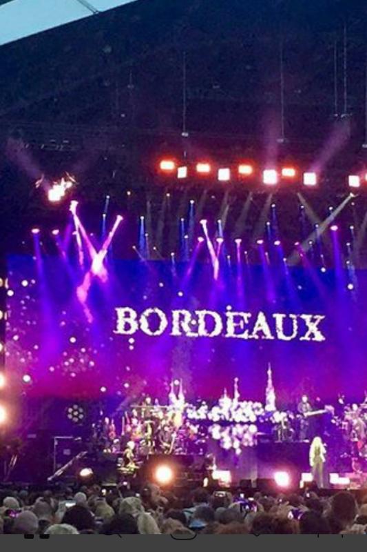 Incroyable spectacle hier soir à Bordeaux!!!