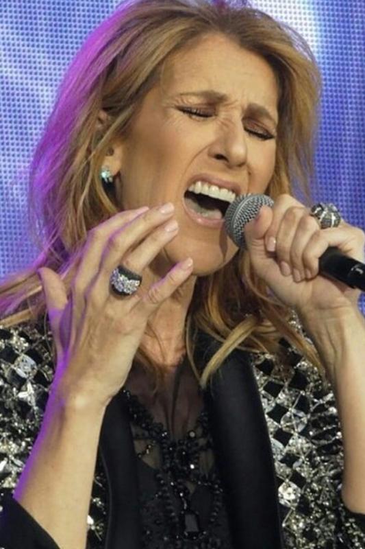 Céline sera ce soir à Marseille  ... Trop hâte !!!!!