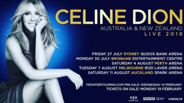 Annonce officielle de Dates en Australie et en Nouvelle-Zélande !!!!