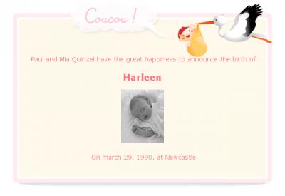 Harleen avant Harley...Introduction.