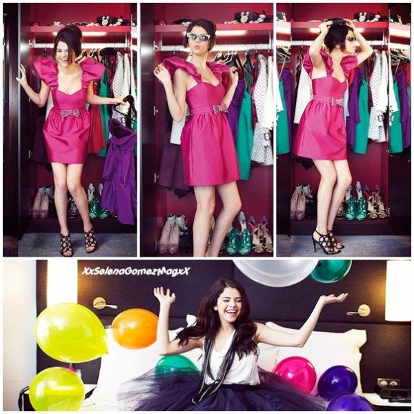 Un nouveau photoshoot de Selena a fait son apparition! Ce shoot a été pris pour le magazine français Gala.