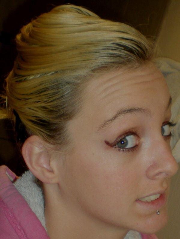 Bah je suis blonde :)