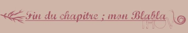 The happiness of Vanessa Au bonheur de Vanessa ; Chapitre 1 ♥