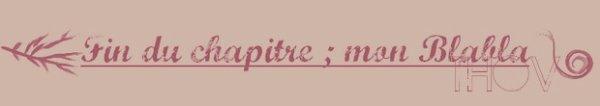 The happiness of Vanessa Au bonheur de Vanessa ; Chapitre 3 ♥
