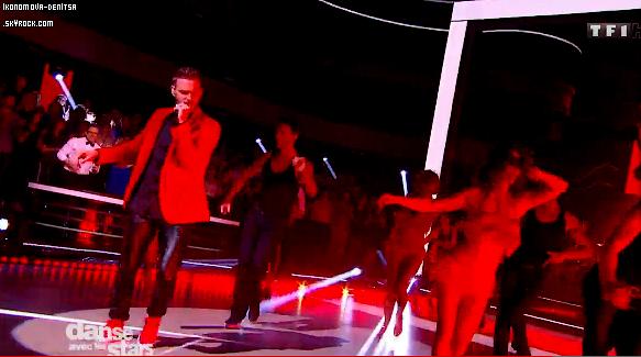 18.10.14 → Le thème de ce prime était les idoles de nos célébrités. Celle de Rayane est Michael Jackson, ils ont donc dansé une samba sur « Wanna Be Startin' Somethin' ».  Ils avaient comme figure imposée le pas de Michael Jackson lors du clip « Remember the Time » qu'ils ont très bien exécuté je trouve.  Ils ont pris la septième place avec un 5 de Chris Marques (NA : 8, 9, 9, 7 ; NT : 7, 9, 7, 5). Certes j'ai bien aimé leur danse mais si le jury a trouvé qu'il y avait des fautes c'est qu'il y en avait vraiment. C'est eux les professionnels, pas nous. Puis c'est en apprenant des erreurs qu'on avance.