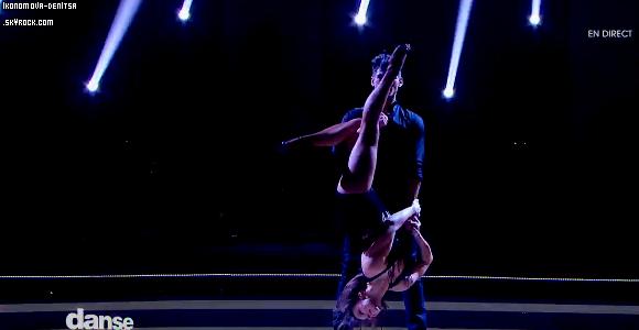15.11.14 → Pour ces quarts de finale, Rayane et Denitsa ont exécuté deux danses. La première était un quickstep sur la chanson inavouable de Rayane « Je suis ton meilleur ami » du dessin animé Aladdin. Ils ont eu 63 points du jury (NA : 8, 9, 10, 7 ; NT : 7, 8, 8, 6). Puis pour la deuxième danse, c'était un cha-cha sur « Blurred Lines » de Robin Thicke feat Pharrell Williams & T.I. Ils ont récolté 59 points (NA : 9, 10, 9, 6 ; NT : 5, 8, 8, 4). Ils étaient placés à la quatrième place. Avant d'annoncer qui était éliminé, Denitsa et les autres pros ont dansé pendant le live de Shy'm sur « L'effet de serre ». C'est Tonya Kinzinger qui a quitté l'aventure et je suis un peu dégoûtée car elle a super bien dansé surtout son jive.