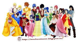 Fairy tail 2 !  Couple ???