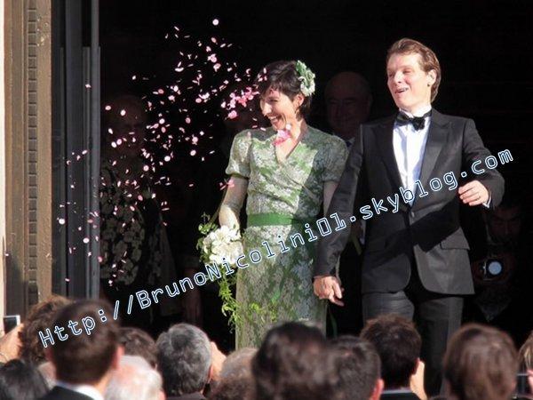 Bénabar s'est marié!