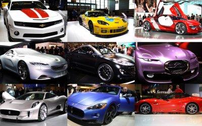 mondial de l'automobile .... :D