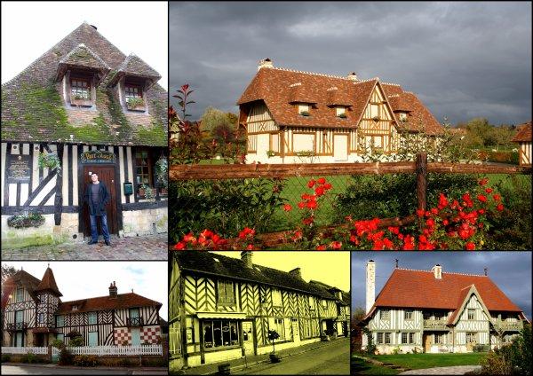 Les maisons Normandes