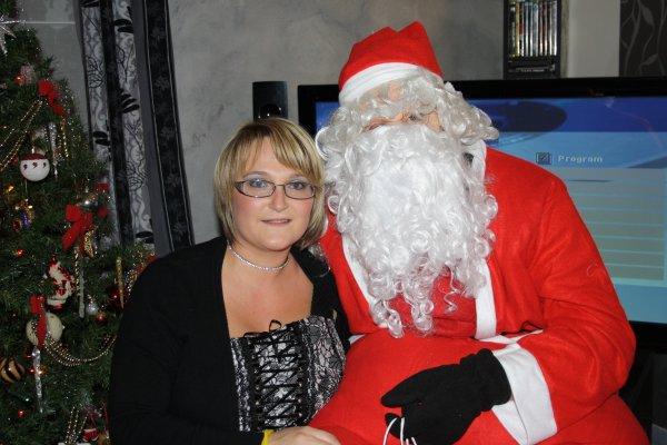 Mon pére Noel personel et moi