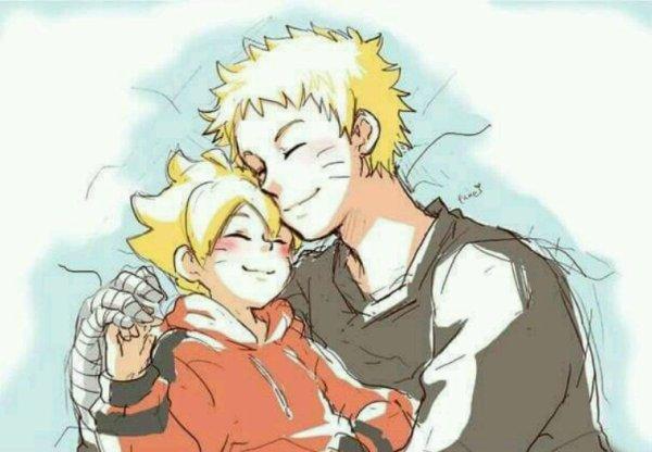 Dormir entre père et fils.