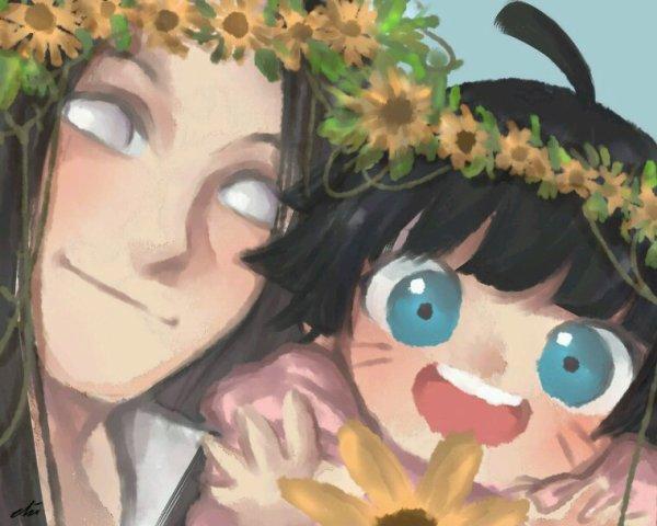✿ Fleurs!