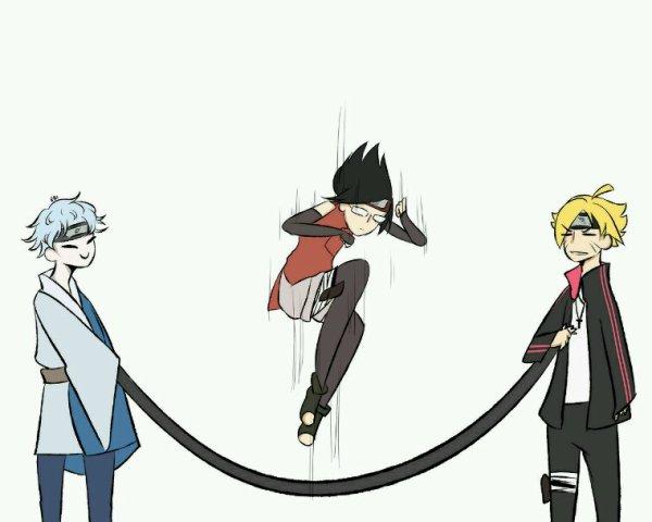 Corde à sauter!