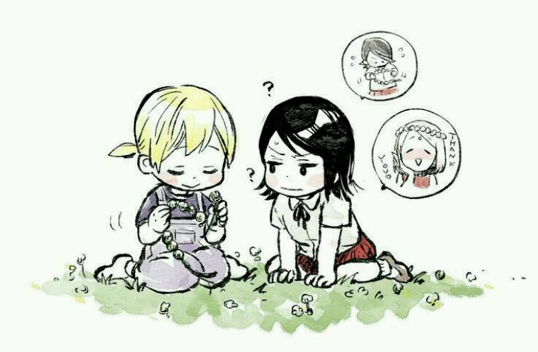 Inoiji and Sarada