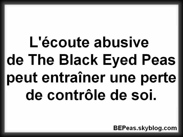 <<<<<<< BEPeas >>>>>>> SUIVEZ LES NEWS DES BLACK EYED PEAS ET DE SES MEMBRES EN DIRECT !