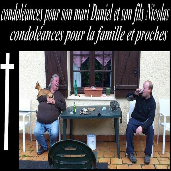 7 novembre 2013 :( condoléances Daniel & Nicolas :(