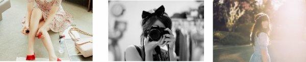 Je suis blog star, merci. (: