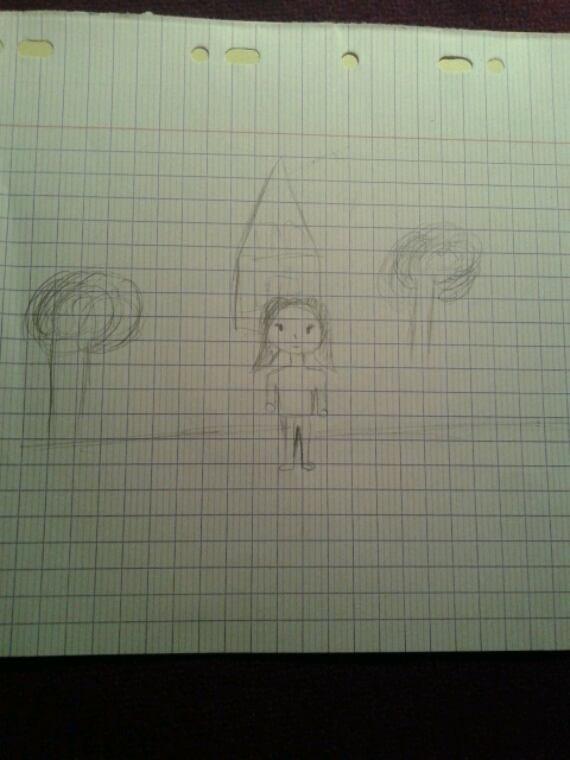 L'évolution de mes dessins