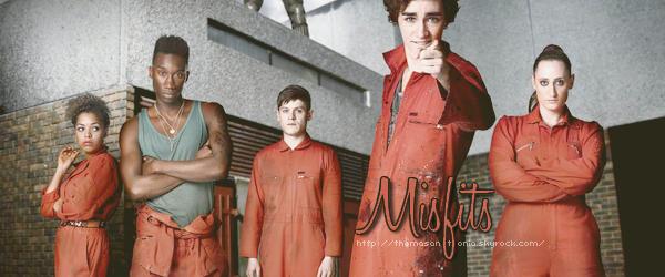. • Misfits.
