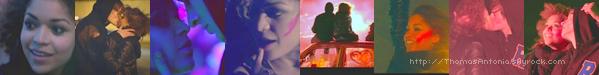 . Antonia dans le clip de Coldplay, Charlie Brown..