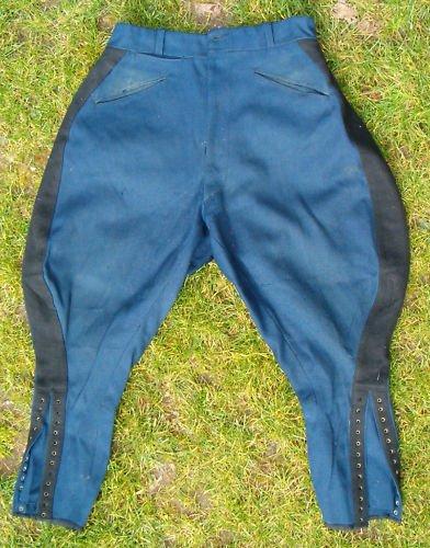 pantalon de gendarme
