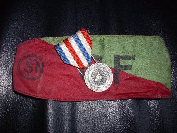 Medaille d'honneur des chemins de fers