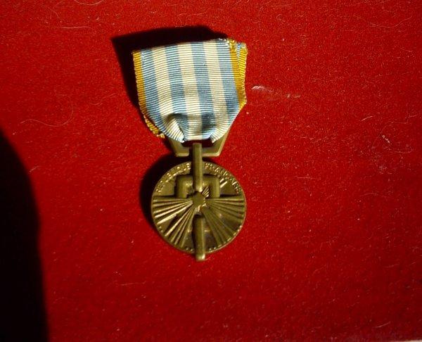 Médaille de la deportation et de l'internement politique