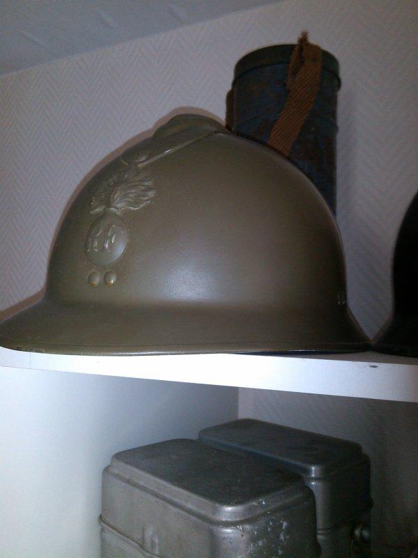 casque français