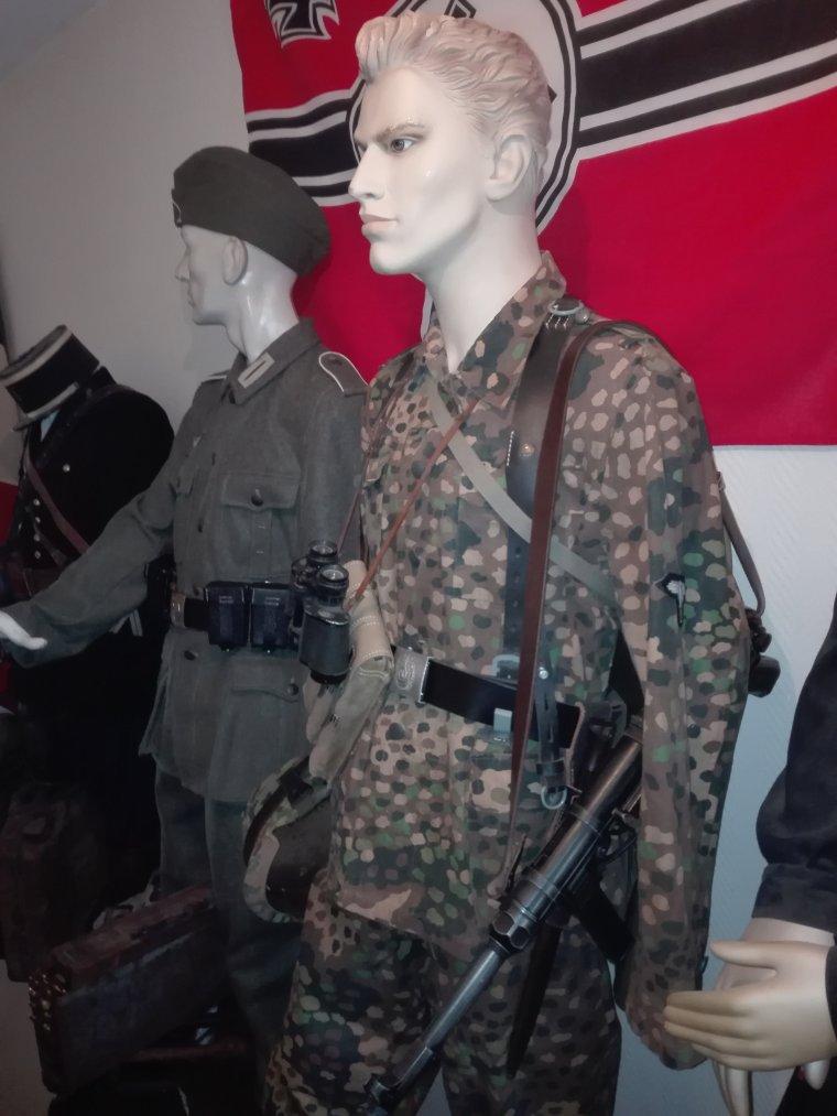 mes derniers montage d uniforme